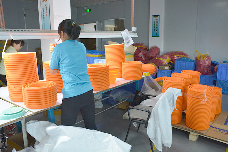 硅胶洗车桶 质检